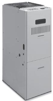 Natural gas furnace install general gas service for Natural gas heating options